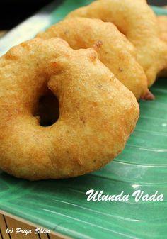 Medhu Vada