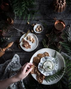 Christmas Month is Here! Cookies, Pies, Parties, and Cheese Plates on Repeat.
