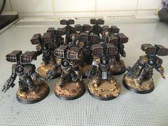 Iron Warriors Siege Tyrants