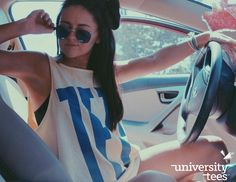 get in loser we're going shopping  | Zeta Tau Alpha | Made by University Tees | universitytees.com