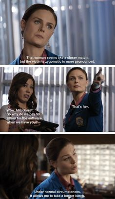 "Bones being the smartest motherflipper in the world… | The 23 Best Things About ""Bones"""