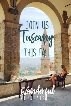 Join us in Tuscany this September at our private villa in Castiglion Fiorentino OR in the historic center of Lucca! Thoughtful retreats for small groups to show you the magic of Tuscany with excursions, cooking classes, art lessons and more. Space is limited!
