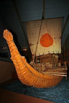 Thor Heyerdahl Kon-Tiki Museum in Oslo, Norway. Oslo, Monuments, Key West Beaches, Norway Viking, Beautiful Norway, Cool Countries, Water Crafts, Rafting, Finland