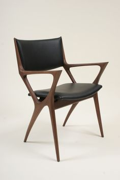 Issa Dining Armchair From Kozai Modern, Vancouver BC.