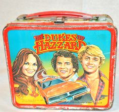 Vintage lunch box: The Dukes of Hazzard