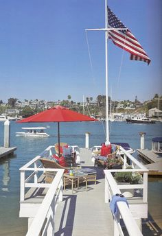 ciao! newport beach: red, white & blue by barclay butera