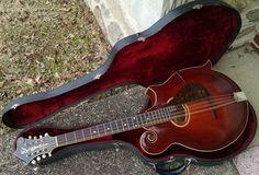 1915 Gibson K-4 Mandocello vintage rare  #Gibson