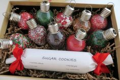 Send your guests home with a party favor they'll never forget: a holiday cookie decorating kit. Find holiday treats, crafts, DIY projects and more at http://www.simplycreate.com/.