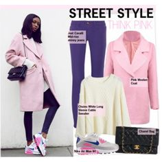 Street Style-Think Pink