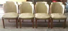 70+ Art Deco Dining Chairs - Luxury Modern Furniture Check more at http://www.ezeebreathe.com/art-deco-dining-chairs/