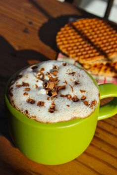 Spiked Chocolate Truffle Hot Cocoa