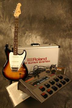 Roland GR-700 System.  Love it.
