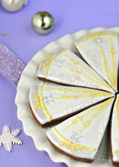 Haniela's: ~New Year's Eve Cookies~