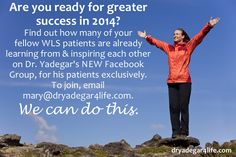 Join Dr. Yadegar's NEW Facebook Group!
