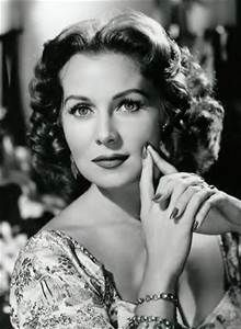 Rhonda Fleming - August 10, 1923  born - Marilyn Louis