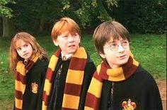 Resultado de imagem para fotos do harry potter hermione e rony