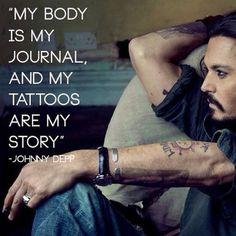 -Johnny Depp