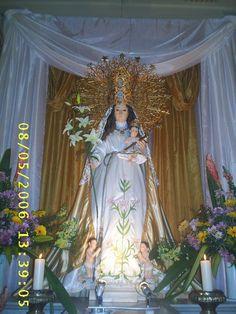 Virgen de los Desamparados, Parroquia de Desamparados, San José, Costa Rica