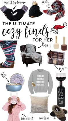 Need to grab a gift for someone in your life who enjoys a cozy night in? Check out the Ultimate Cozy Finds For Her Gift Guide. Christmas Gifts 2016, Faux Fur Blanket, Luxury Candles, Hairspray, Party Gifts, Gift Guide, Gifts For Her, High Heels, Presents