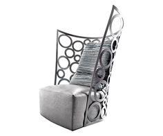 Кресло из коллекции Fregate, дерево, текстиль, Jumbo Collection.