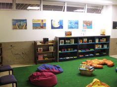 expo biblioteca infantil comfandi.