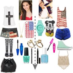 @FandomQueen1 and my outfits (rp)