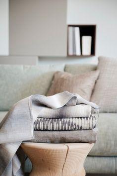 Elliott Clarke debuts second fabrics collection, Jarman - Vogue Living