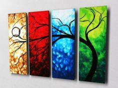 four elements paints - Google Search