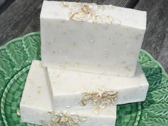 Neem Oil Oatmeal Soap / Sensitive Skin / Cold by JOANSGARDENS, $4.50