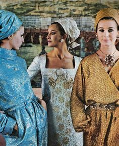 Christian Dior, Life magazine August 1963