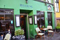 Restaurant Heering in København K, Region Hovedstaden Denmark Street, 2nd Floor, Street Food, Copenhagen, Tasty, Restaurant, Places, Travel, Viajes