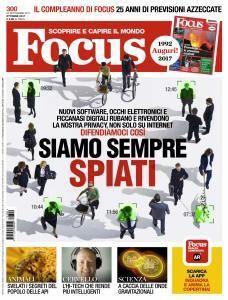 Focus Italia - Ottobre 2017 | DOWNLOAD FREE PDF-EPUB-EBOOK RIVISTE QUOTIDIANI GRATIS | MARAPCANA