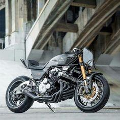 Honda Motorcycles, Cars And Motorcycles, Cafe Racer Bikes, Cafe Racers, Cafe Moto, Honda Cbx, Motorcycle Wallpaper, Super Bikes, Motorcycle Bike