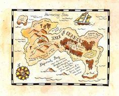 Treasure maps!