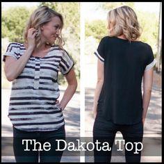 The Dakota Top — ShwinDesigns