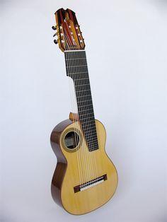 Ermanno Chiavi 13-String classical guitar