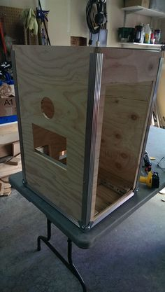 New Diy Photo Booth Cabinet