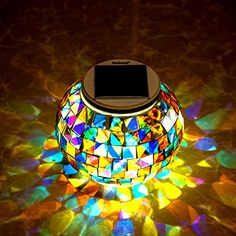 Kaleep Bright Solar Lawn Light Solar Lawn Lamp Mosaic Glass Ball Garden Lights Waterproof Outdoor Light Decorationsfor Christmas The Best Choice >>> Learn more by visiting the image link.