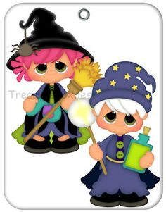 Little Gems (Witch & Wizard) - Treasure Box Designs Patterns & Cutting Files (SVG,WPC,GSD,DXF,AI,JPEG)