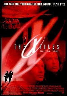 The X-Files: Fight the Future     http://en.wikipedia.org/wiki/The_X-Files_%28film%29