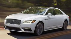 2018 Lincoln Continental Engine, Specs and Release Date
