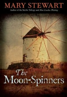 The Moon-Spinners by Mary Stewart -- my second favorite summer read -- more mystery and romance -- this time in Greece. I Love Books, Good Books, Books To Read, Cozy Mysteries, Book Authors, So Little Time, Book Lists, Book Worms, The Book