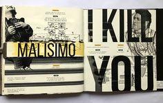 Libro Objeto | Ringo Bonavena on Behance