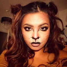 The purrrrfect lion Halloween costume in just a few easy steps ...