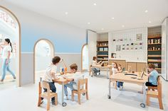 NUBO by frost*collective + paldesign promotes the sense of pure play