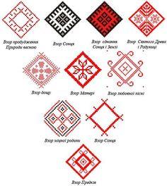 Folk Embroidery, Cross Stitch Embroidery, Cross Stitch Patterns, Rune Symbols, Runes, Slavic Tattoo, Halloween Arts And Crafts, Cross Stitch Cards, Blackwork