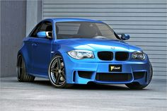 BMW 1er M Coupé by Best Cars and Bikes