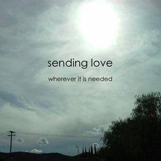 sending love to all! Cherokee Billie