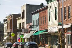 60 Charming American Towns Worth Taking a Road Trip to Visit - Lanesboro, Minnesota Known as the bed and breakfast capital of Minnesota, this small town (the p - Vacation Places, Vacation Spots, Vacation Ideas, Vacations, Vacation Destinations, Coast Guard Festival, Small Town America, Historical Monuments, Bike Trails