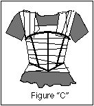"""Custom """"T"""" Shirt and Duct Tape Bodice Pattern--this is brilliant!"""